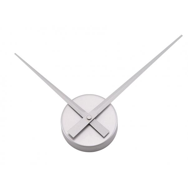 CLOCK MECHANISM - silver