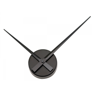 CLOCK MECHANISM - black