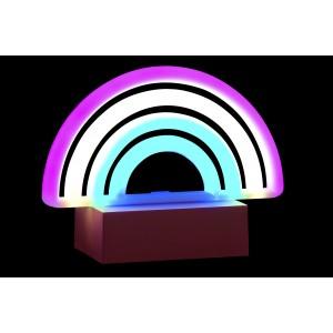Decorative light rainbow